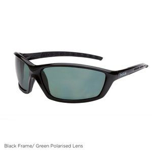 Bolle Safety Prowler Safety Glasses Black Frame